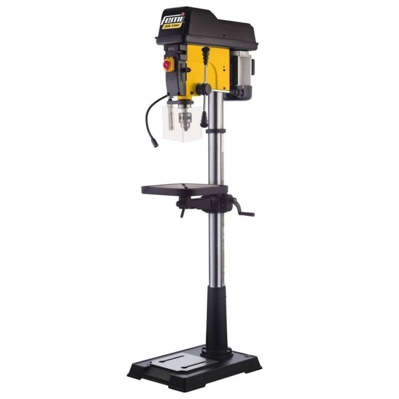 Perceuse à colonne avec variateur et affichage digital 1100W FEMI DP12-945PRO