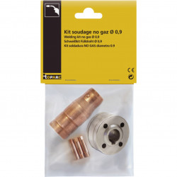 Kit soudage NO GAS Ø 0,9 / 1,0 GYS 041240