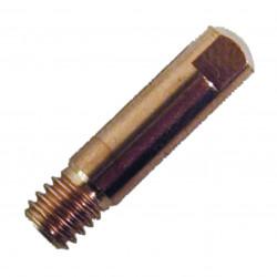 10 tubes contact spécial alu m6 torche 150 a GYS 041059