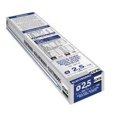 110 Électrodes rutiles acier Ø 2,5 mm GYS 085138