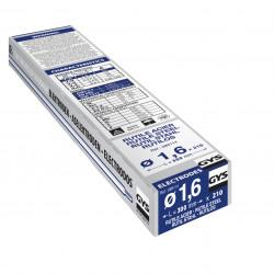 210 Électrodes rutiles acier Ø 1,6 mm GYS 085114