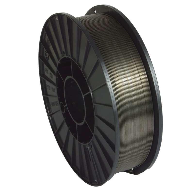 Fil fourré (sans gaz) Ø 1,0 mm Bobine plastique S200 4,5 kg GYS 086623