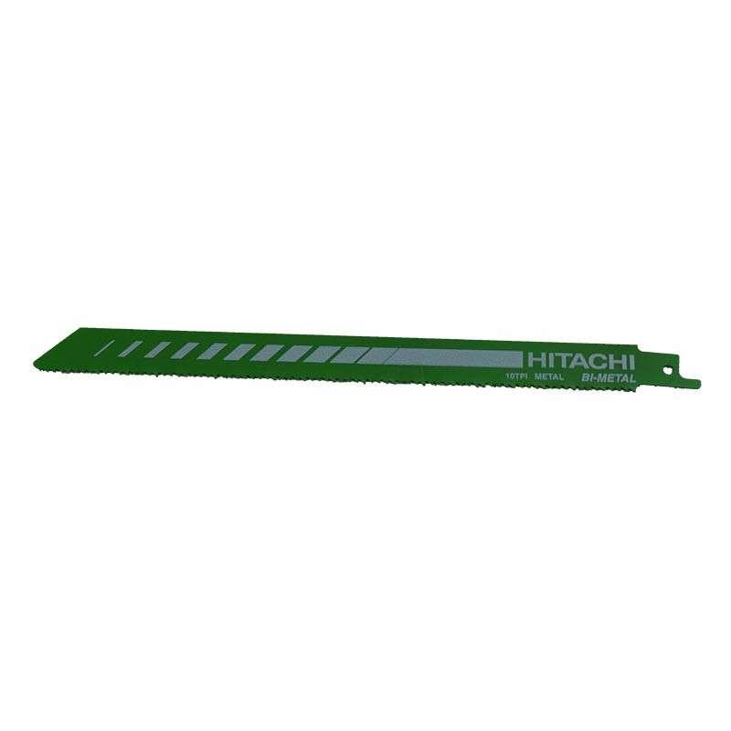 Lame de scie sabre HITACHI 752005 type RD40B pour métaux et bois