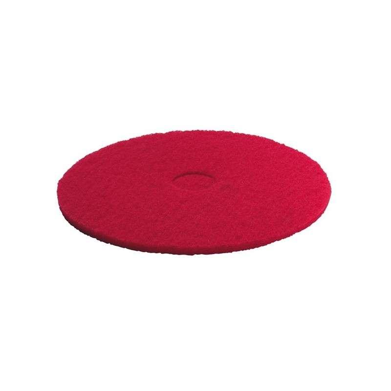 Lot de 5 pads rouge souple 280 mm KARCHER 6.371-153.0