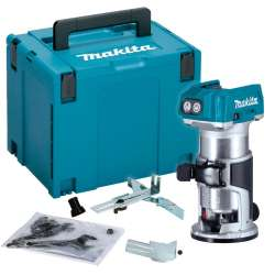 Affleureuse MAKITA DRT50ZJ 18V LXT Li-Ion Brushless (Machine Nue)