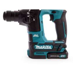 Perforateur MAKITA HR166DWAE1 SDS-Plus 10,8 V Li-Ion (2x2Ah) 16mm