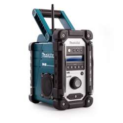Radio de chantier MAKITA DMR104W 7,2 à 18 V Li-Ion (Machine seule)