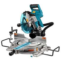 Scie radiale MAKITA 36 V 2 x 18 V Li-Ion Ø 255 mm (machine nue)