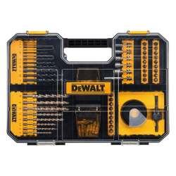 Coffret de 100 accessoires en T-SAK DEWALT DT71569-QZ