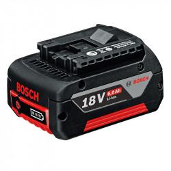 Batterie BOSCH 1600A004ZN Li-ion 18 V 6,0 Ah
