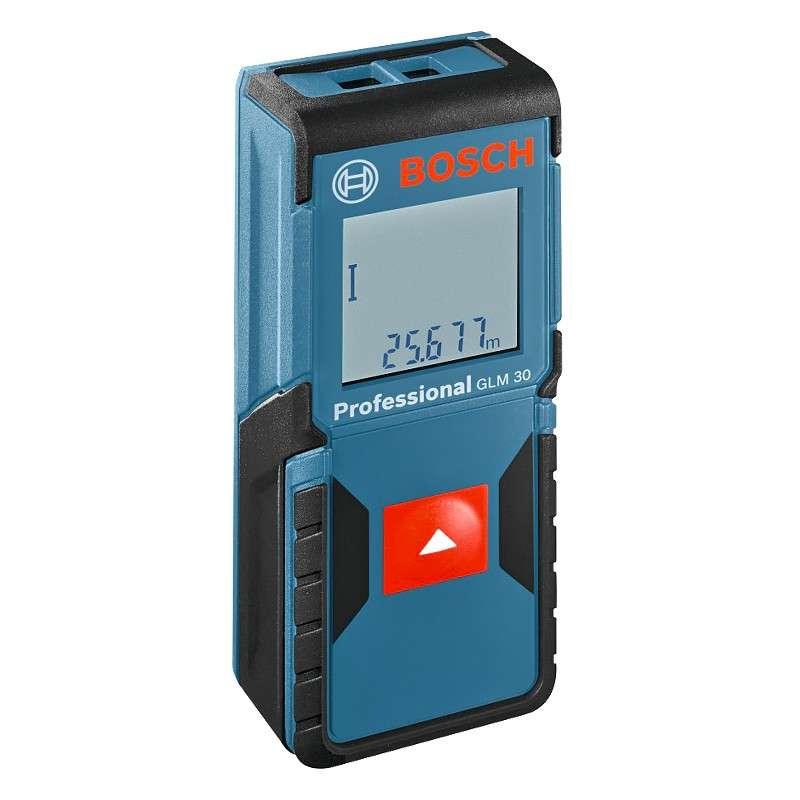 T l m tre laser bosch glm 30 professional de port e 30m - Telemetre laser bosch ...