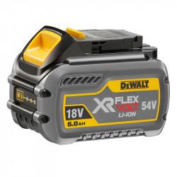 Batterie XR Flexvolt 6.0 Ah 54 V DEWALT DCB546