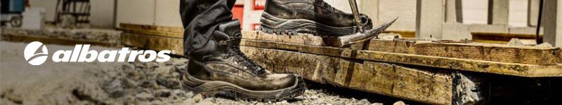 Chaussures de sécurité ALBATROS