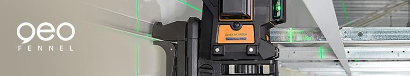 lasers instruments de mesure Geo Fennel