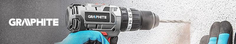 Outils électroportatifs GRAPHITE
