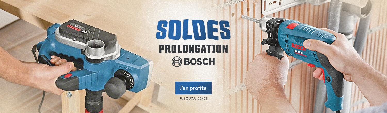 Spécial Soldes Bosch