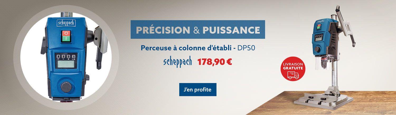 Scheppach DP50