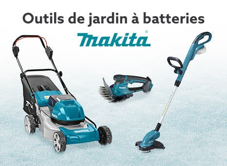 Outils de Jardin à batteries MAKITA
