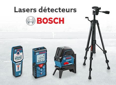 Lasers / Télémètres Bosch