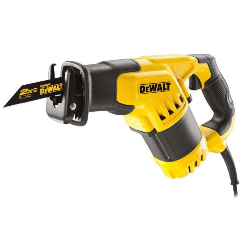 dewalt scie sabre dwe357k 1050w racetools. Black Bedroom Furniture Sets. Home Design Ideas