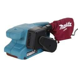 Makita 9911 Ponceuse à bande 650 W 76 x 457 mm