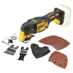 DEWALT DCS355N Outil Oscillant multi cutter 18v