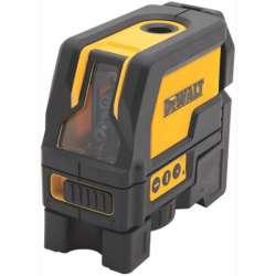 Combiné laser en croix / fil à plomb Dewalt DW0822-XJ