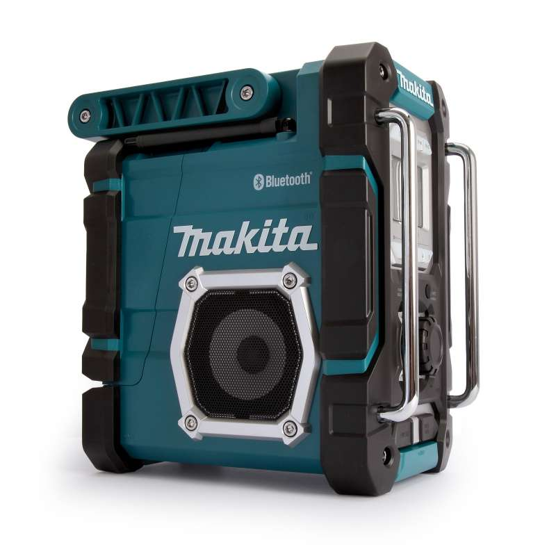 Radio de chantier makita dmr108 7 2 18 v li ion machine - Radio makita dmr108 ...