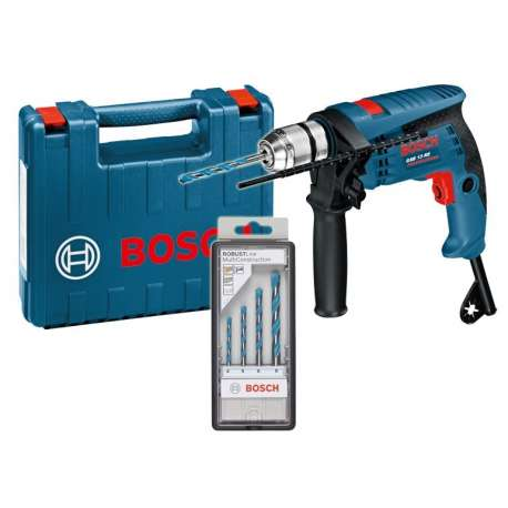 Perceuse à percussion BOSCH GSB 13 RE Professional 600W