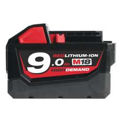 Batterie MILWAUKEE M18B9 M18™ 9.0Ah