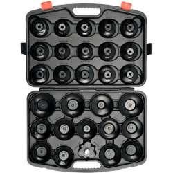 Coffret de clés cloche pour filtre à huile NEO TOOLS 11-236 30 pièces